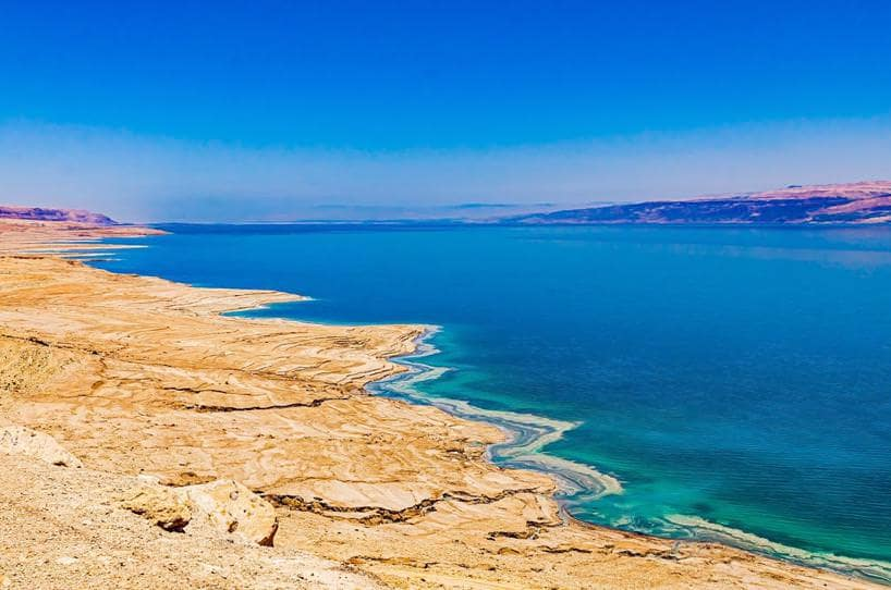 Dead Sea Colors